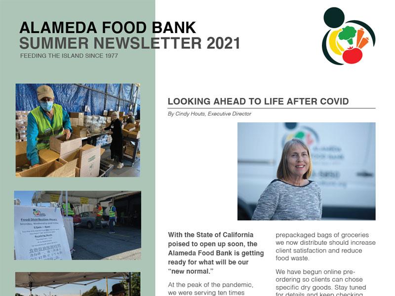 Summer 2021 Newsletter Thumbnail